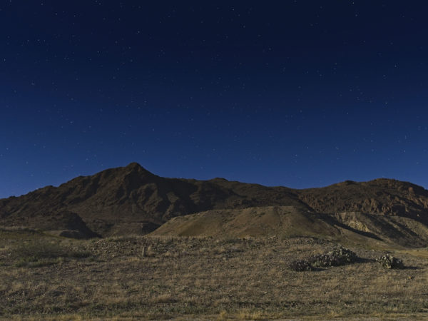 Chisos Night, Big Bend Texas