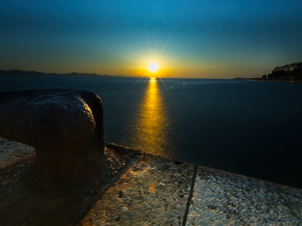 Zadar Summer Sunset